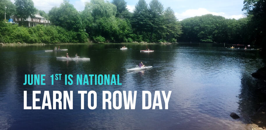 National Learn to Row Day Is June 1: Visit Your Local Boat Club!