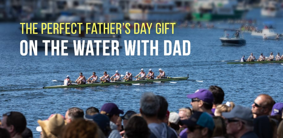 The Perfect Father's Day Gift: On the Water with Dad