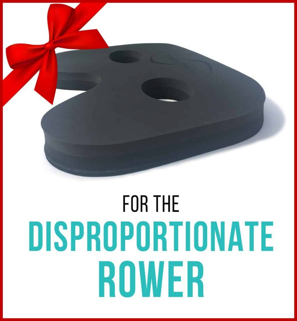 20MM Boat Pad with Anti-Slip by RowingPad for the Disproportionate Rower.