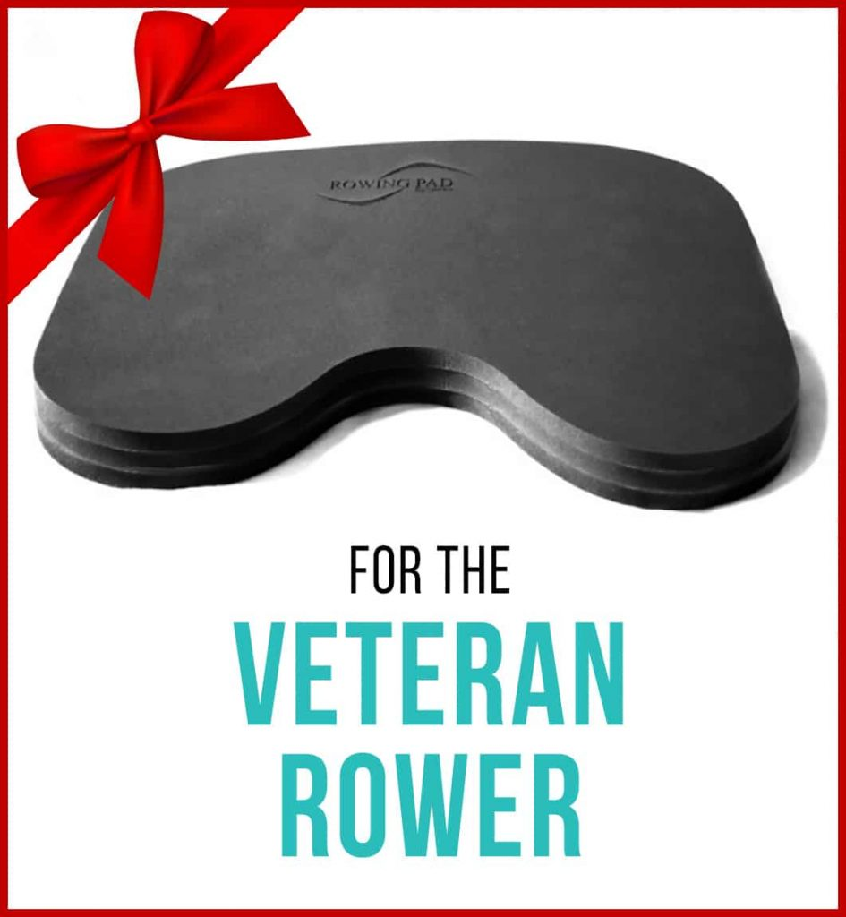 30MM Boat Pad by RowingPad for the Rowing Veteran.