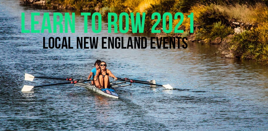 National Learn to Row Day 2021 Is June 5: Visit Your Local Boat Club